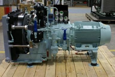Custom Engineered Compressor Packages - Sauer Compressors USA
