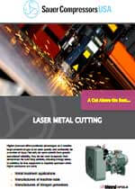 Sauer USA Laser Cutting Flyer