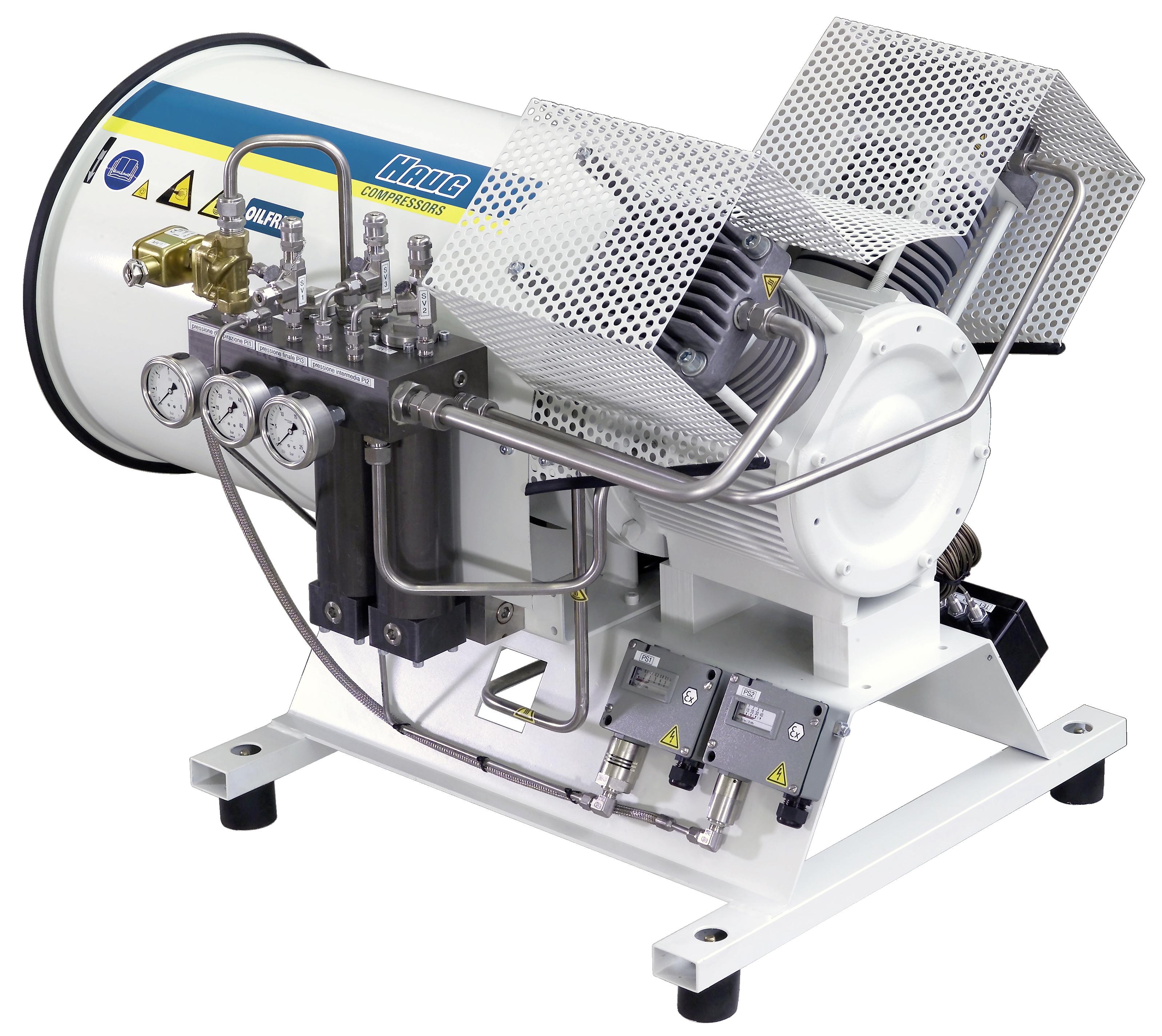 Neptune - Haug Compressor