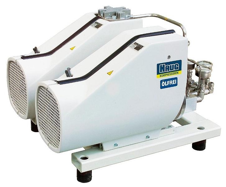 Pluto - Haug Compressor