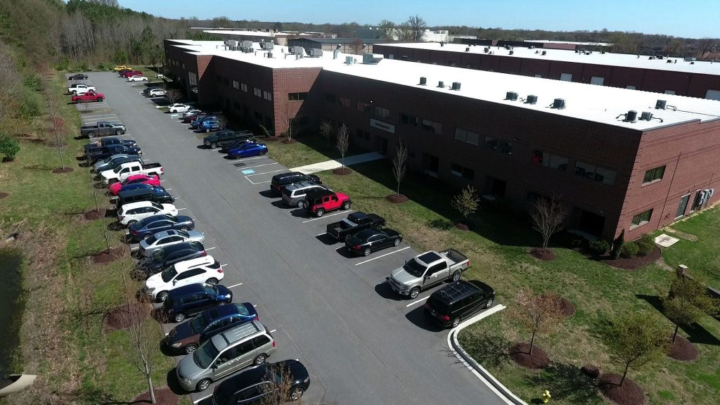 Sauer Compressors USA Headquarters in Stevensville, MD