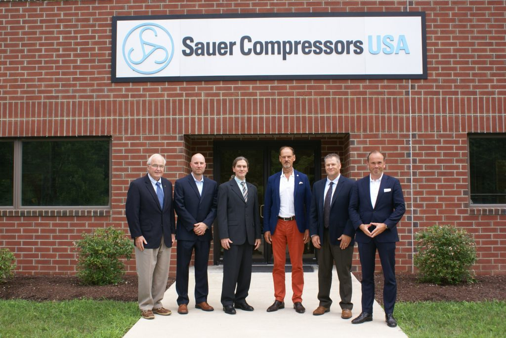 Sauer Executive Management